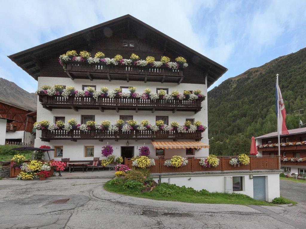 Ferienwohnung Gemütliche Ferienwohnung in Vent mit Terrasse (253940), Vent, Ötztal, Tirol, Österreich, Bild 3