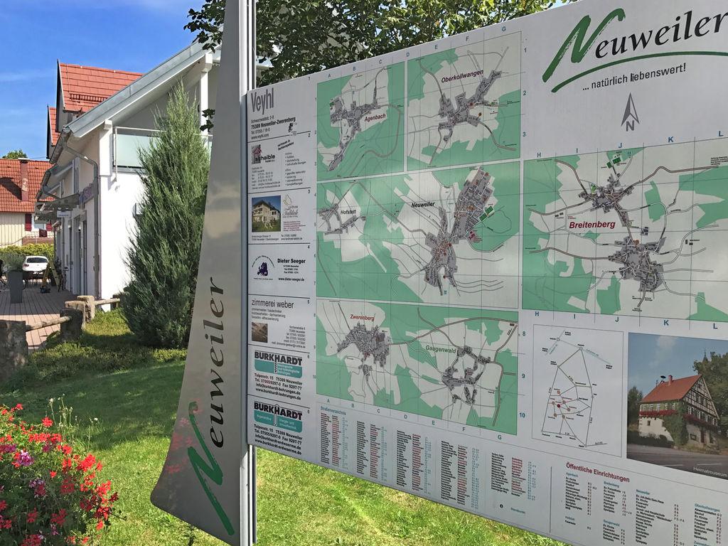 Ferienwohnung Marianne (255344), Neuweiler, Schwarzwald, Baden-Württemberg, Deutschland, Bild 14