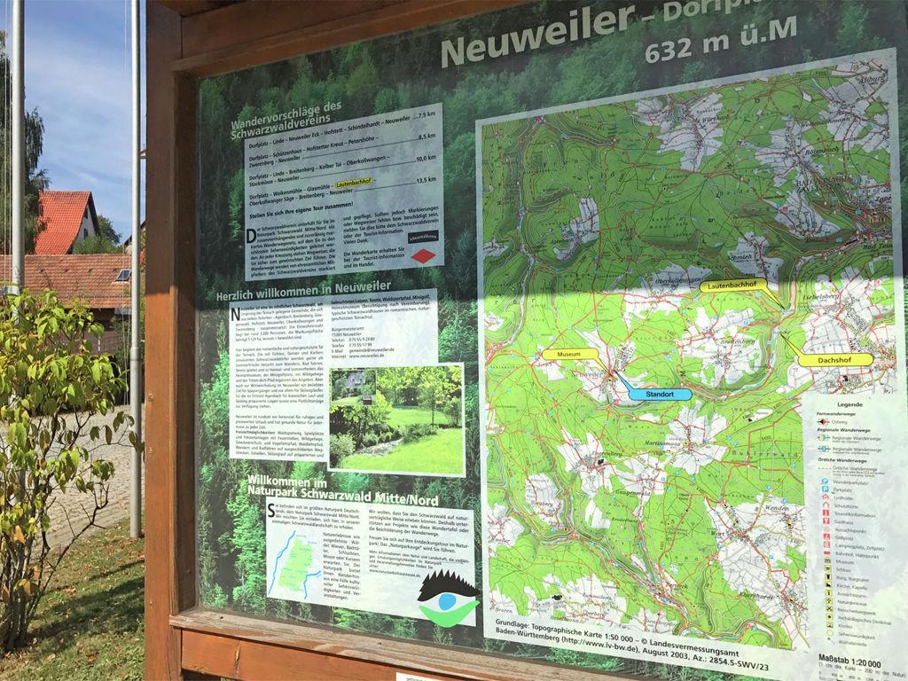 Ferienwohnung Marianne (255344), Neuweiler, Schwarzwald, Baden-Württemberg, Deutschland, Bild 13