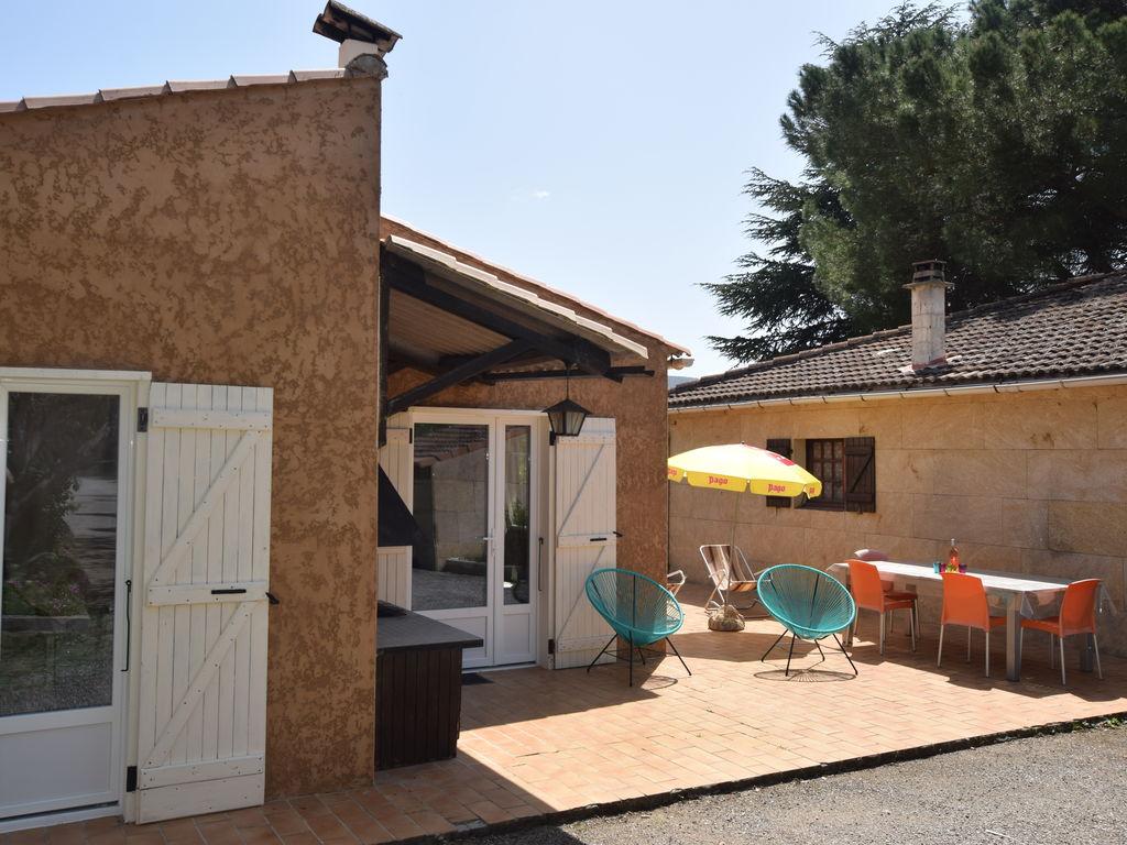 Ferienhaus Gemütliches Ferienhaus mit Terrasse in Lagorce, Ardeche (255890), Vallon Pont d'Arc, Ardèche-Drôme, Rhône-Alpen, Frankreich, Bild 13