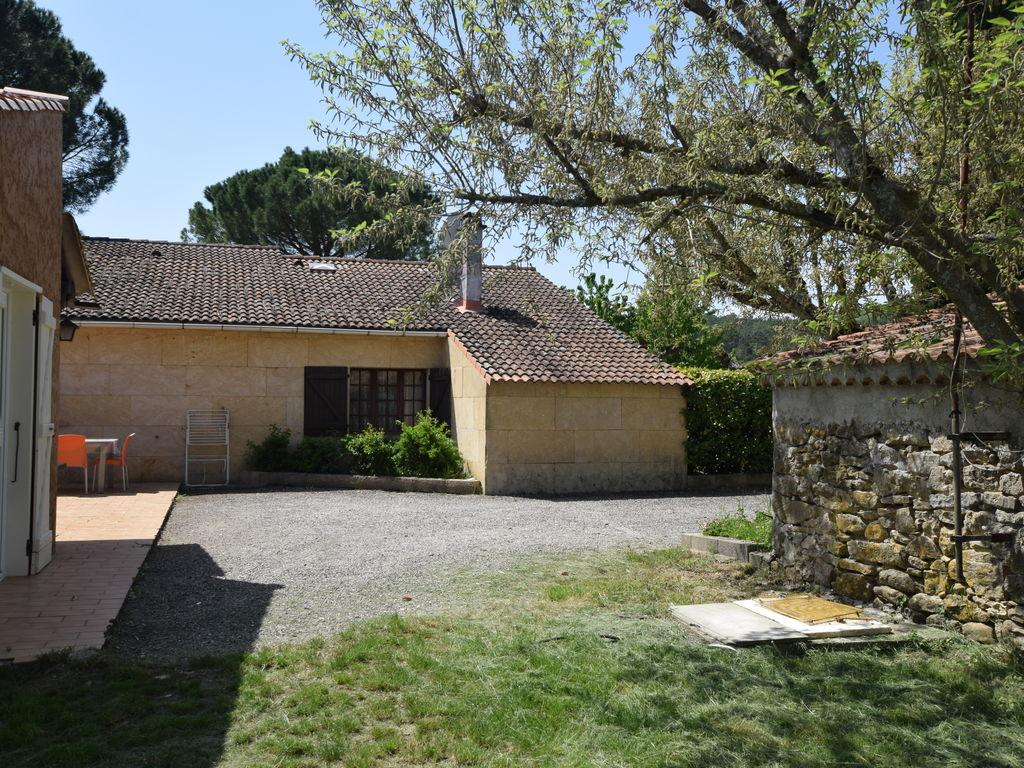 Ferienhaus Gemütliches Ferienhaus mit Terrasse in Lagorce, Ardeche (255890), Vallon Pont d'Arc, Ardèche-Drôme, Rhône-Alpen, Frankreich, Bild 15