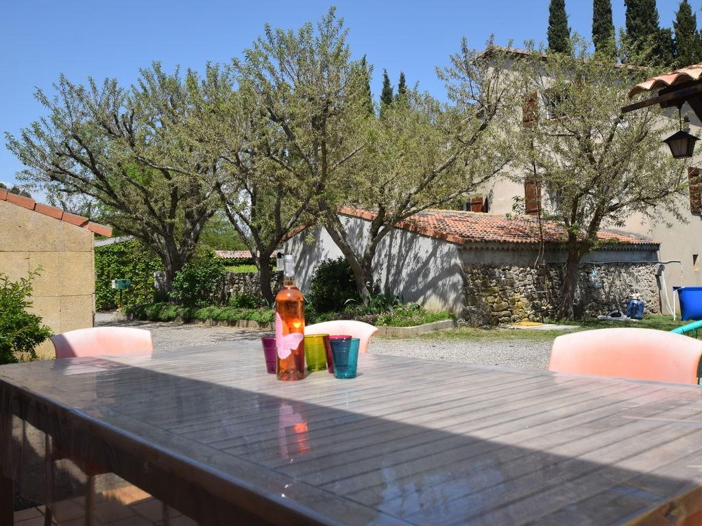 Ferienhaus Gemütliches Ferienhaus mit Terrasse in Lagorce, Ardeche (255890), Vallon Pont d'Arc, Ardèche-Drôme, Rhône-Alpen, Frankreich, Bild 24
