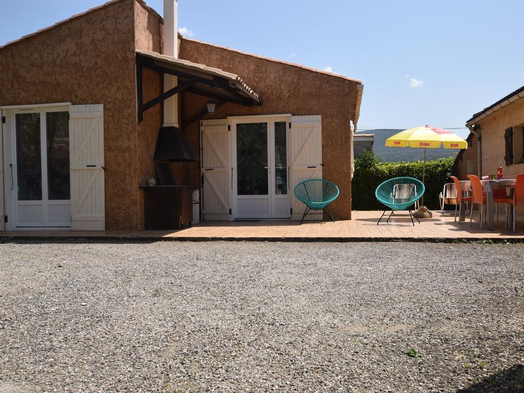 Ferienhaus Gemütliches Ferienhaus mit Terrasse in Lagorce, Ardeche (255890), Vallon Pont d'Arc, Ardèche-Drôme, Rhône-Alpen, Frankreich, Bild 1