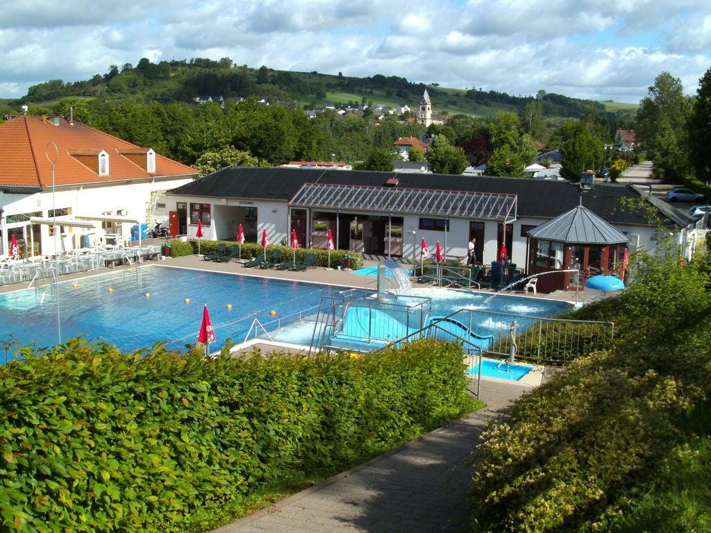 Ferienwohnung Wunderschönes Ferienhaus mitten in den Hügeln in Olsdorf (255199), Bettingen, Südeifel, Rheinland-Pfalz, Deutschland, Bild 22