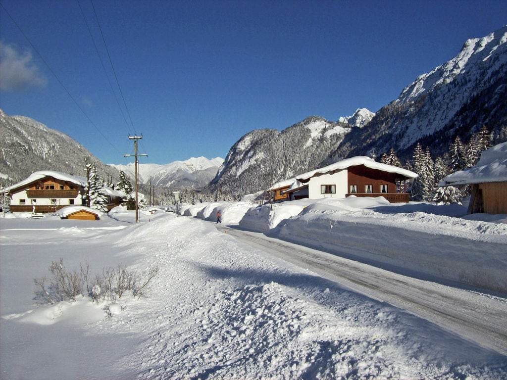 Ferienwohnung Großzügige Wohnung mitten in der Natur und nahe vieler Wintersportmöglichkeiten (253692), Leutasch, Seefeld, Tirol, Österreich, Bild 23