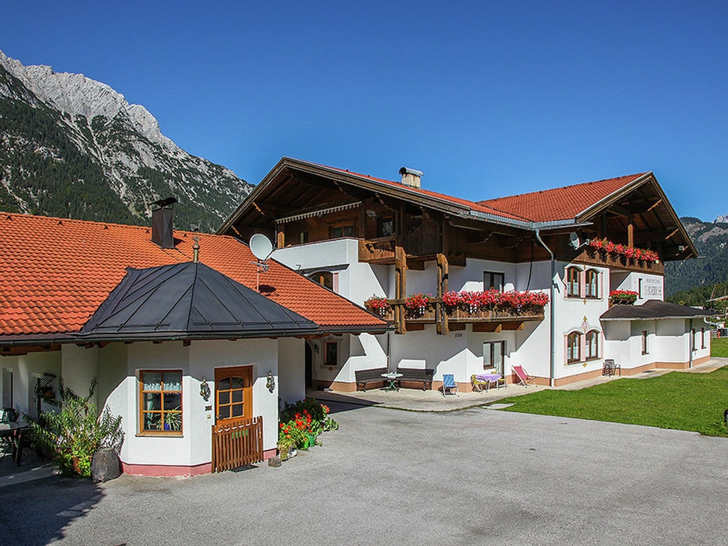 Ferienwohnung Großzügige Wohnung mitten in der Natur und nahe vieler Wintersportmöglichkeiten (253692), Leutasch, Seefeld, Tirol, Österreich, Bild 29