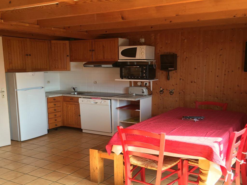 Maison de vacances Les Chalets des Ayes 9 (59133), Le Thillot, Vosges, Lorraine, France, image 5