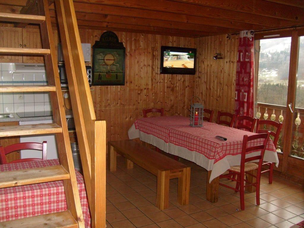 Maison de vacances Les Chalets des Ayes 9 (59133), Le Thillot, Vosges, Lorraine, France, image 6