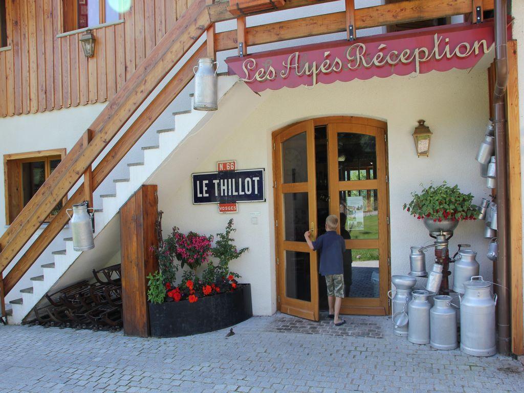 Maison de vacances Les Chalets des Ayes 11 (59130), Le Thillot, Vosges, Lorraine, France, image 19