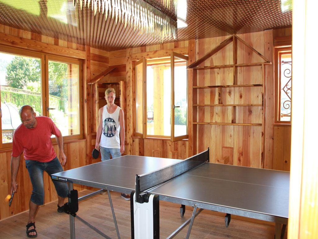 Maison de vacances Les Chalets des Ayes 11 (59130), Le Thillot, Vosges, Lorraine, France, image 21