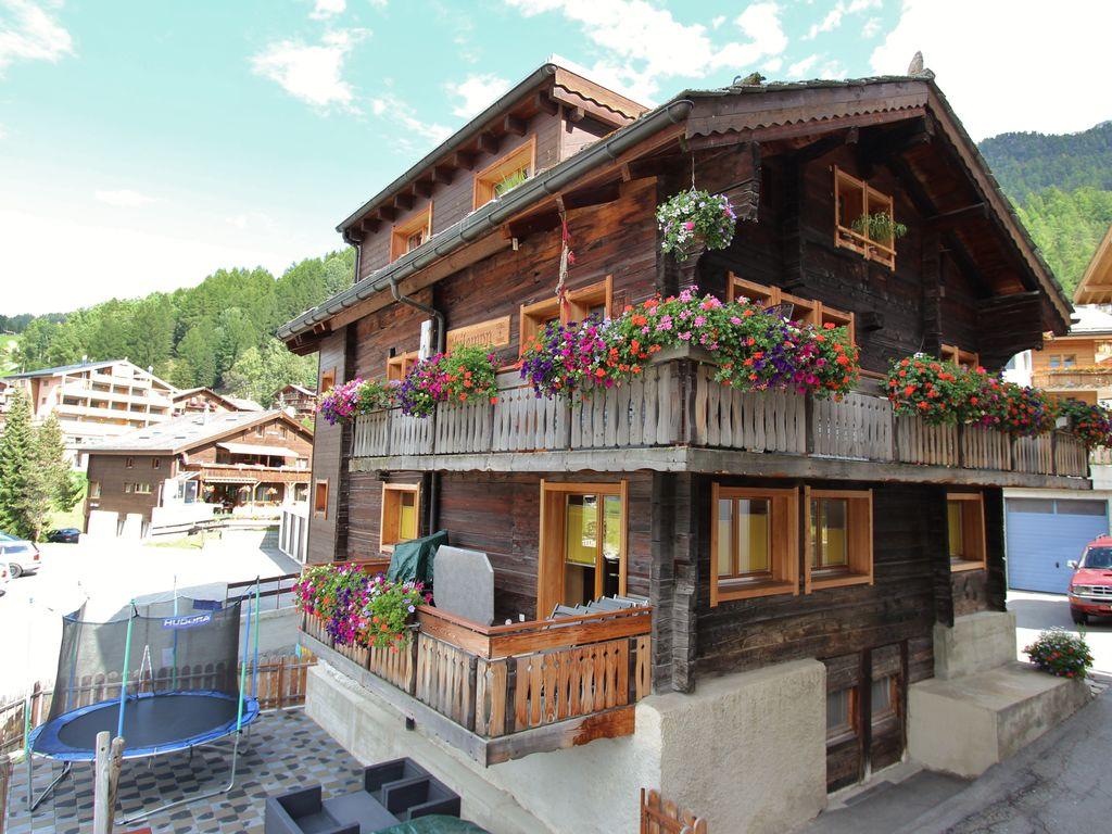 Ferienwohnung Philemon (254641), Grächen, Grächen - St. Niklaus, Wallis, Schweiz, Bild 3