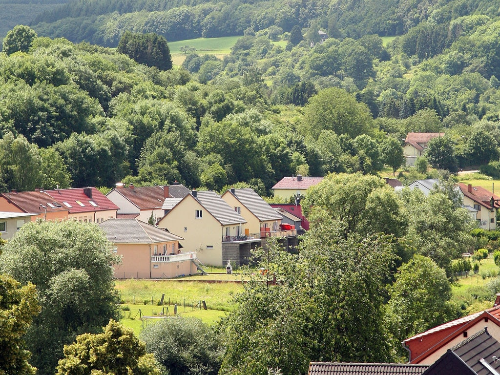 Ferienhaus Komfortable Ferienwohnung mit 2 Schlafzimmern mit großem Balkon und schönem Ausblick in de (255203), Bollendorf, Südeifel, Rheinland-Pfalz, Deutschland, Bild 27