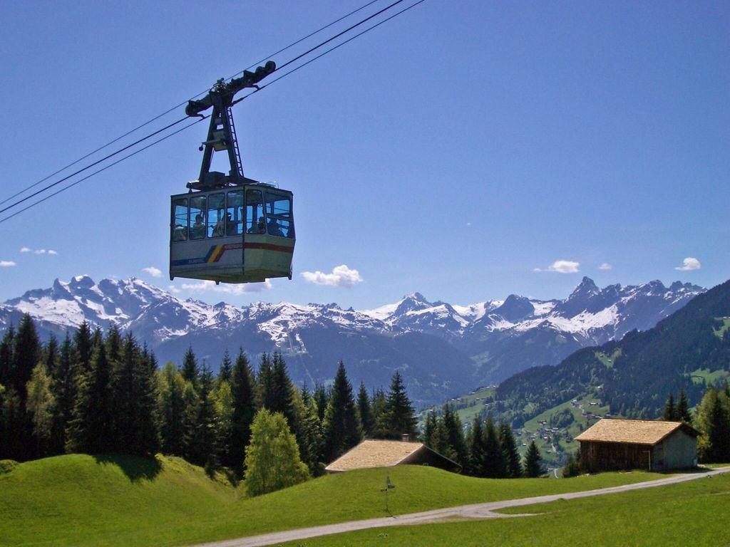 Ferienwohnung Schöne Ferienwohnung in Gortipohl mit Sonnenbalkon (254078), St. Gallenkirch, Montafon, Vorarlberg, Österreich, Bild 24
