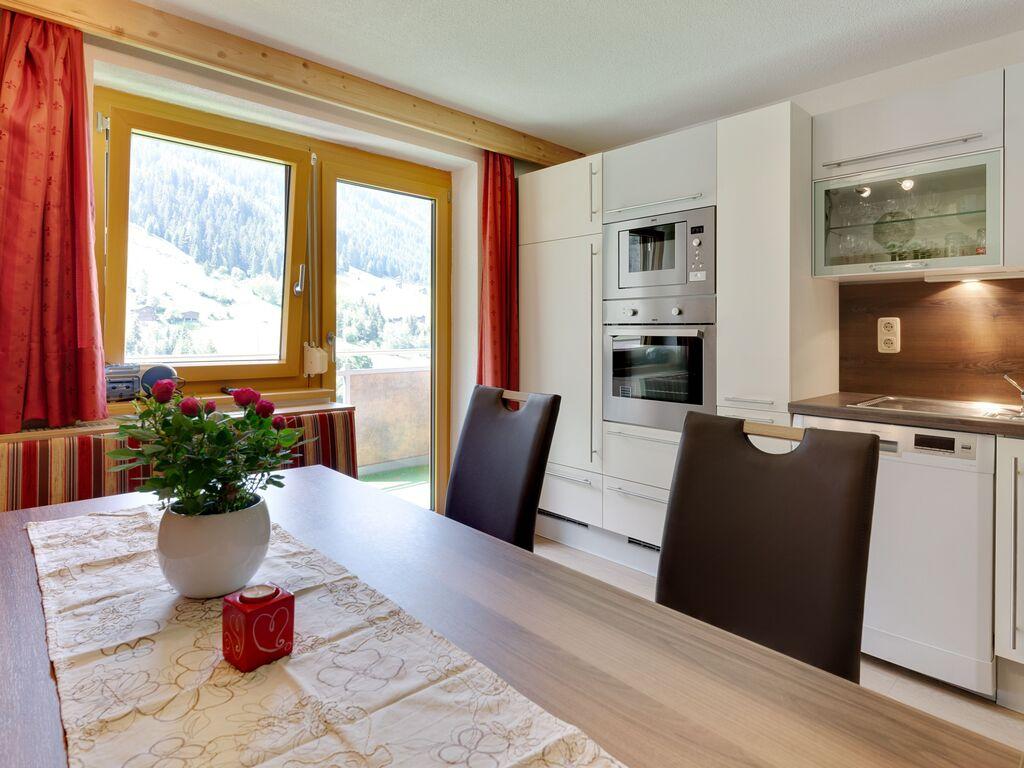 Ferienwohnung Geräumige Wohnung in Kappl, Tirol, mit Bergblick (253989), Kappl, Paznaun - Ischgl, Tirol, Österreich, Bild 10