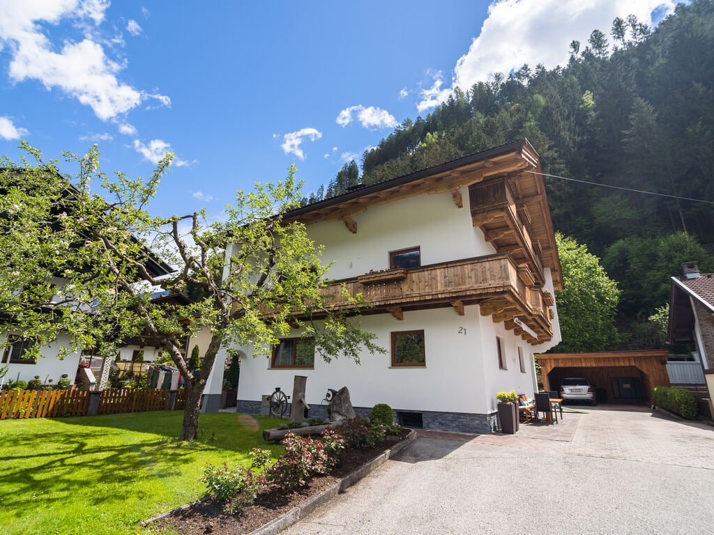Appartement de vacances Egger (253798), Zell am Ziller, Zillertal Arena, Tyrol, Autriche, image 2