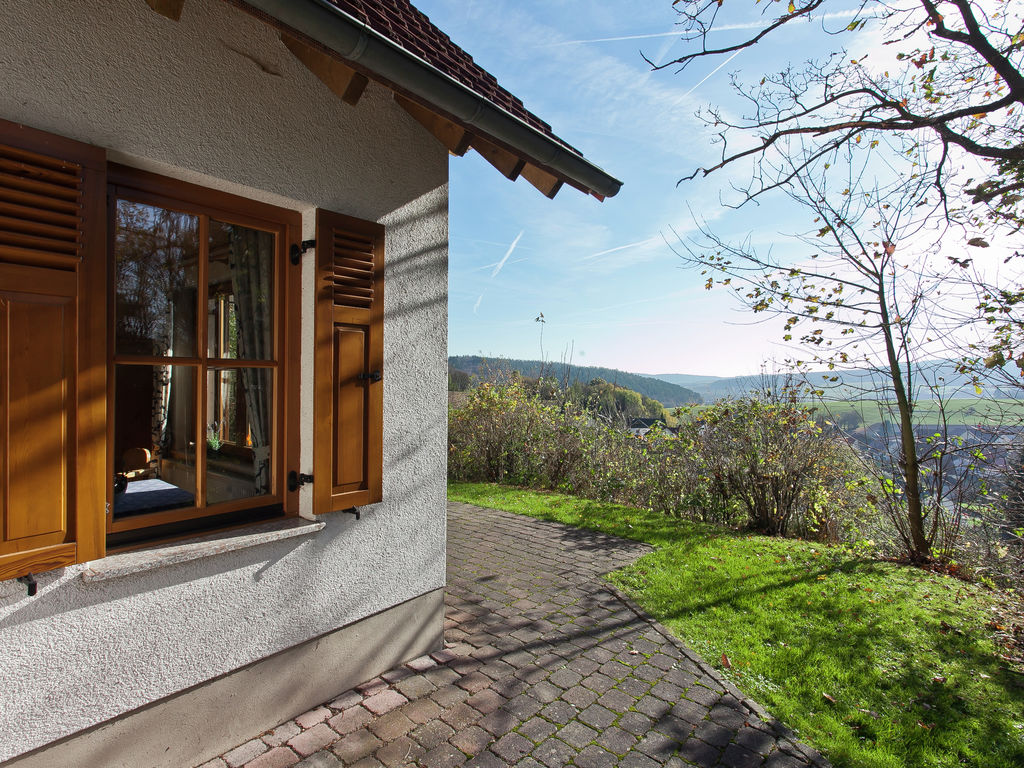 Ferienhaus Burgblick (255033), Neuenstein, Nordhessen, Hessen, Deutschland, Bild 4