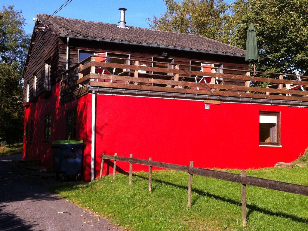 Ferienhaus Modernes Chalet mit Sauna unweit des Waldes in den Ardennen (65882), Trois-Ponts, Lüttich, Wallonien, Belgien, Bild 4