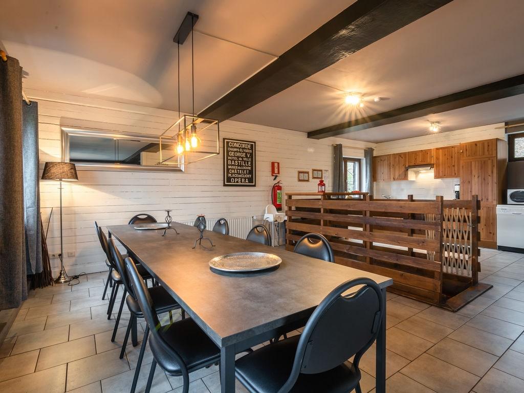 Ferienhaus Modernes Chalet mit Sauna unweit des Waldes in den Ardennen (65882), Trois-Ponts, Lüttich, Wallonien, Belgien, Bild 8