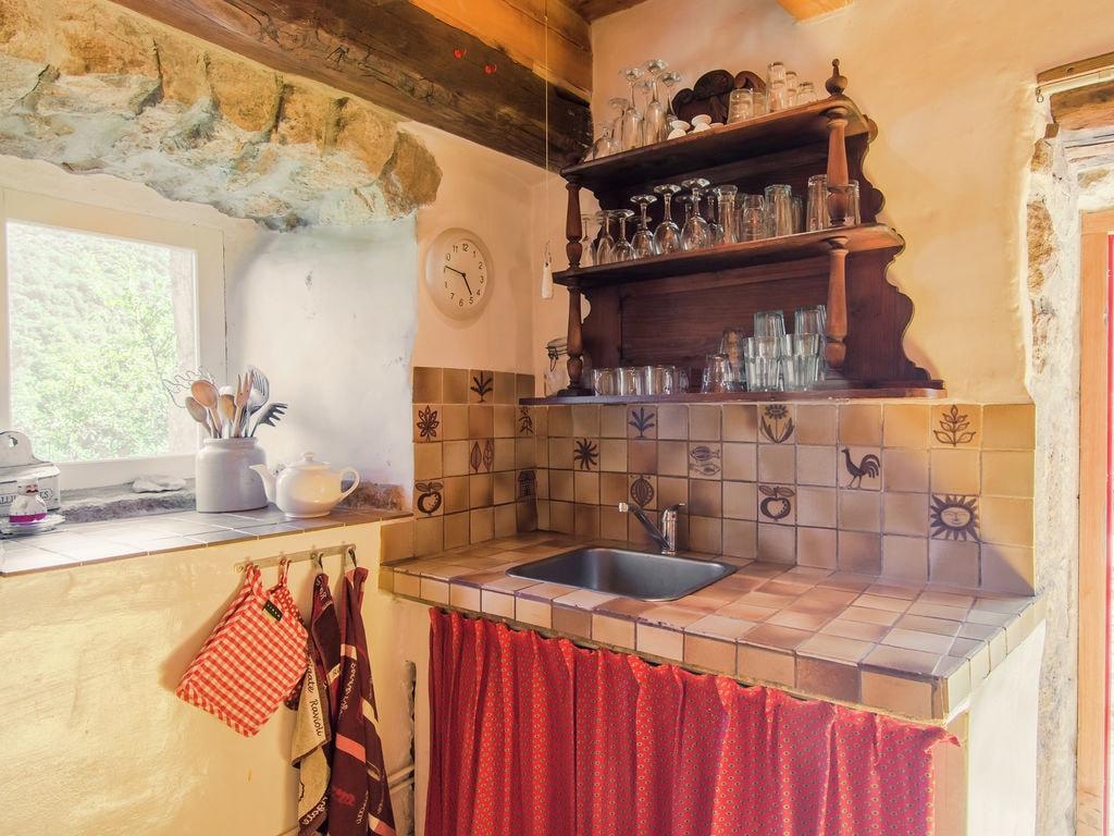 Ferienwohnung Traumhaftes Ferienhaus in Juvinas mit Bergblick (255894), Saint Andéol de Vals, Ardèche-Drôme, Rhône-Alpen, Frankreich, Bild 11