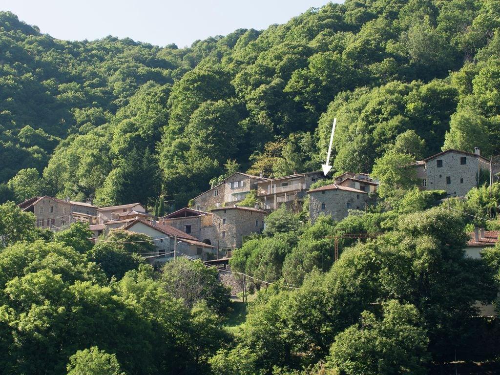 Ferienwohnung Traumhaftes Ferienhaus in Juvinas mit Bergblick (255894), Saint Andéol de Vals, Ardèche-Drôme, Rhône-Alpen, Frankreich, Bild 7
