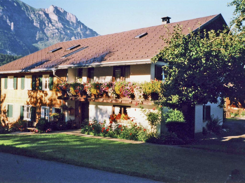 Metzler Ferienwohnung  Bregenzerwald