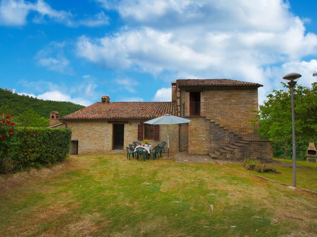 Ferienhaus Behagliches Herrenhaus in Mercatello sul Metauro mit Pool (256819), Fratterosa, Pesaro und Urbino, Marken, Italien, Bild 8