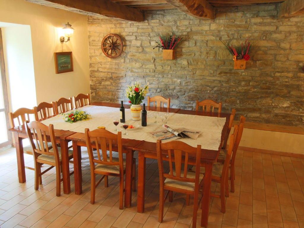 Ferienhaus Behagliches Herrenhaus in Mercatello sul Metauro mit Pool (256819), Fratterosa, Pesaro und Urbino, Marken, Italien, Bild 19