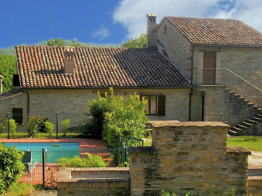 Ferienhaus Behagliches Herrenhaus in Mercatello sul Metauro mit Pool (256819), Fratterosa, Pesaro und Urbino, Marken, Italien, Bild 9