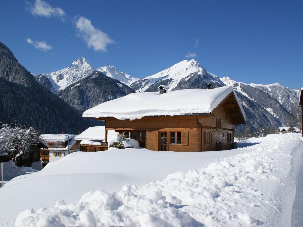 Ferienwohnung Moderne Ferienwohnung in Sankt Gallenkirch mit Terrasse (254085), St. Gallenkirch, Montafon, Vorarlberg, Österreich, Bild 19