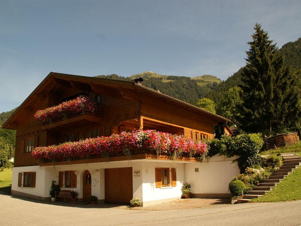 Ferienwohnung Moderne Ferienwohnung in Sankt Gallenkirch mit Terrasse (254085), St. Gallenkirch, Montafon, Vorarlberg, Österreich, Bild 3