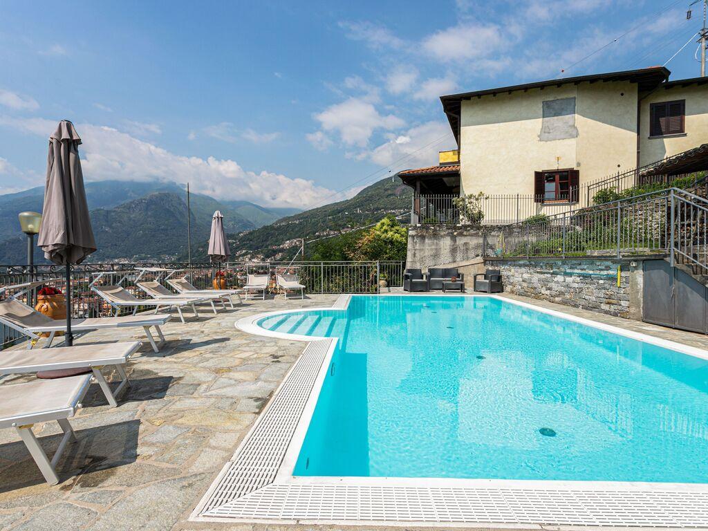 Ferienwohnung Geräumige Ferienwohnung mit Swimmingpool am See in Gravedona (256582), Gravedona, Comer See, Lombardei, Italien, Bild 6
