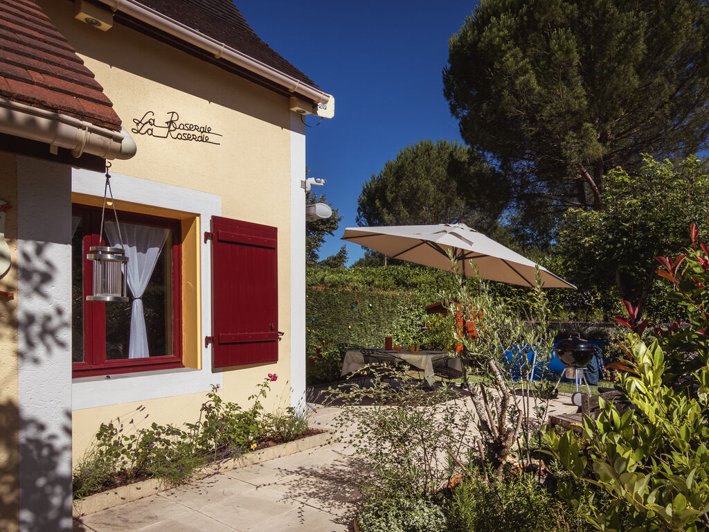 Holiday house Wunderschönes Ferienhaus in Aquitaine in der Nähe des Waldes (255951), Sarlat la Canéda, Dordogne-Périgord, Aquitania, France, picture 9
