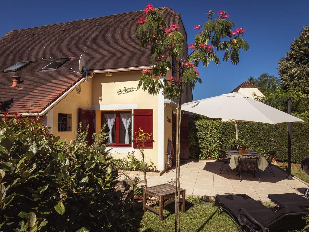 Holiday house Wunderschönes Ferienhaus in Aquitaine in der Nähe des Waldes (255951), Sarlat la Canéda, Dordogne-Périgord, Aquitania, France, picture 6