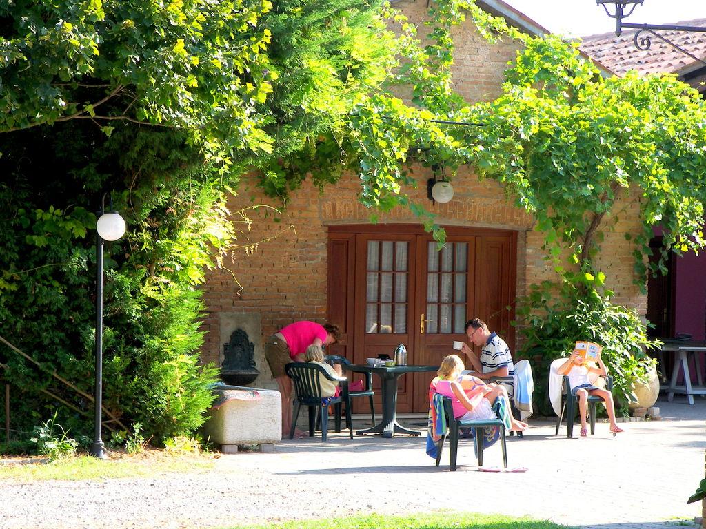 Ferienwohnung Geräumiges Bauernhaus für 5 Personen mit Pool am Po (256679), Occhiobello, Rovigo, Venetien, Italien, Bild 31