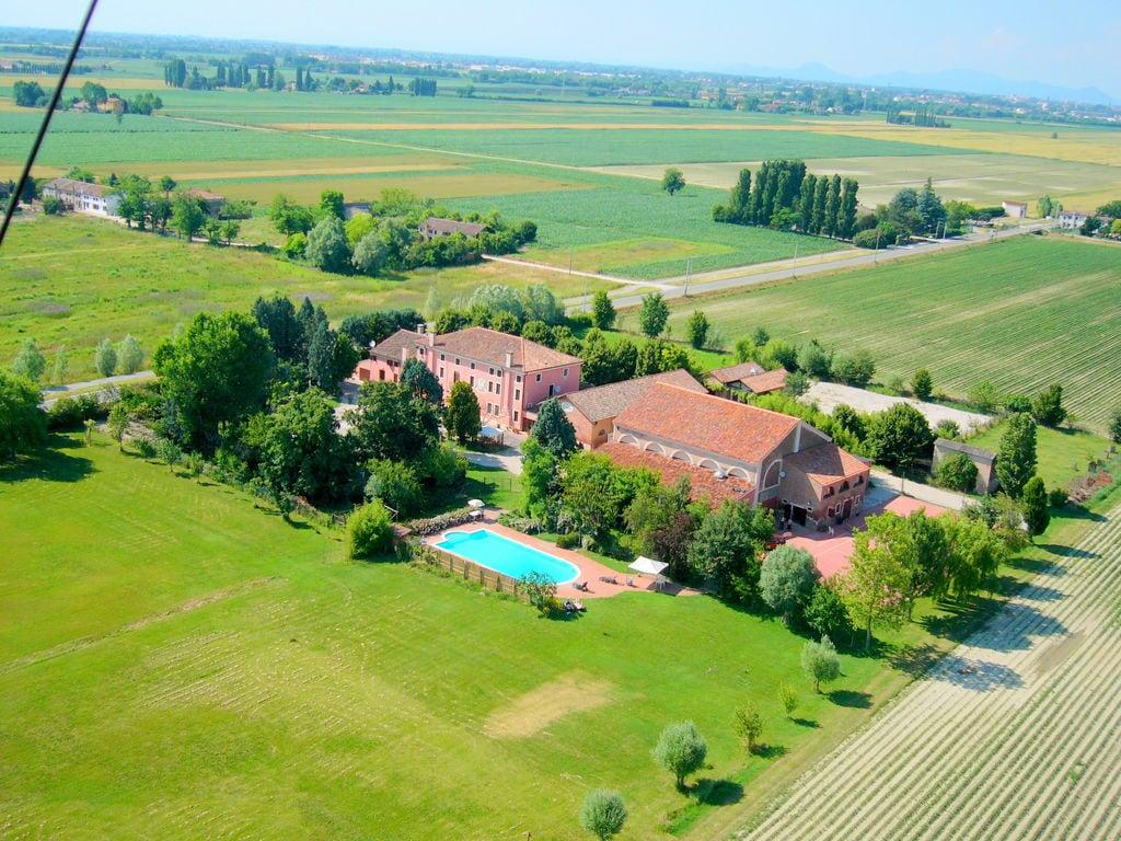 Ferienwohnung Geräumiges Bauernhaus für 5 Personen mit Pool am Po (256679), Occhiobello, Rovigo, Venetien, Italien, Bild 25