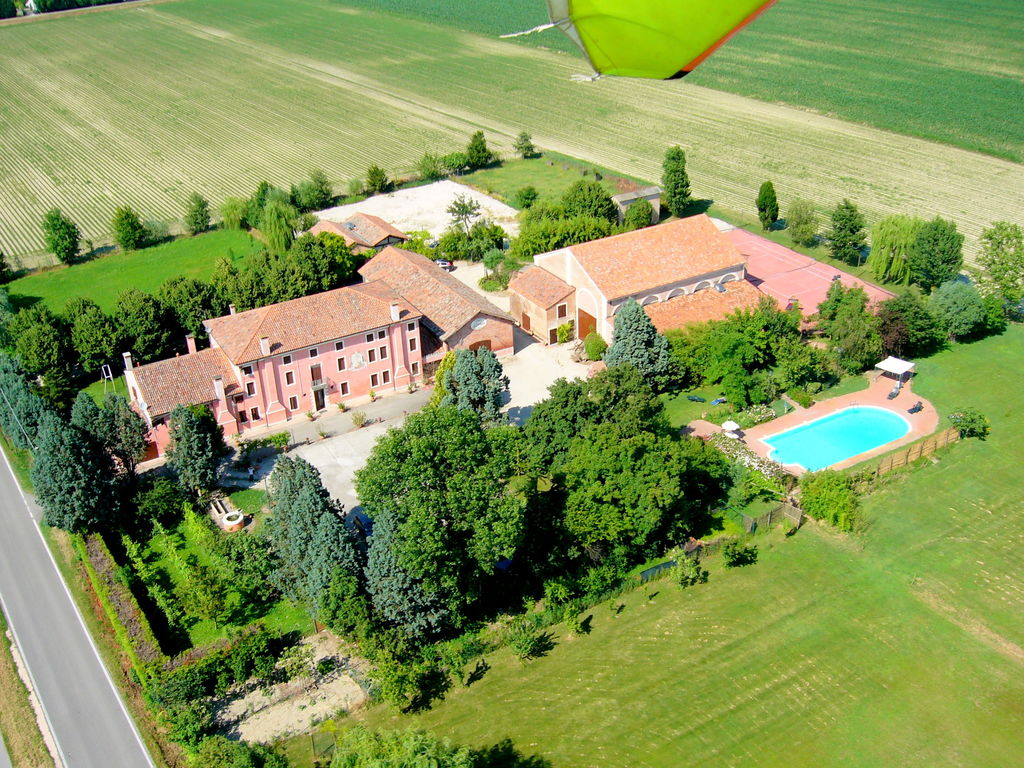 Ferienwohnung Geräumiges Bauernhaus für 5 Personen mit Pool am Po (256679), Occhiobello, Rovigo, Venetien, Italien, Bild 12