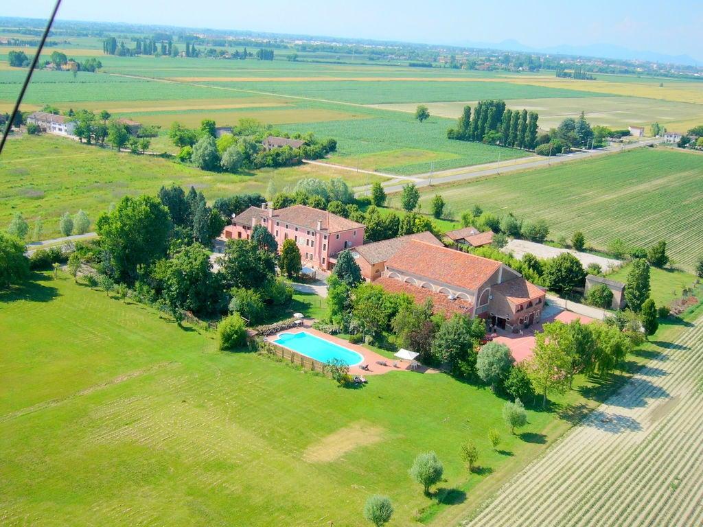 Ferienwohnung Geräumiges Bauernhaus für 5 Personen mit Pool am Po (256679), Occhiobello, Rovigo, Venetien, Italien, Bild 28