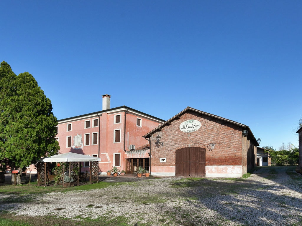 Ferienwohnung Geräumiges Bauernhaus für 5 Personen mit Pool am Po (256679), Occhiobello, Rovigo, Venetien, Italien, Bild 10