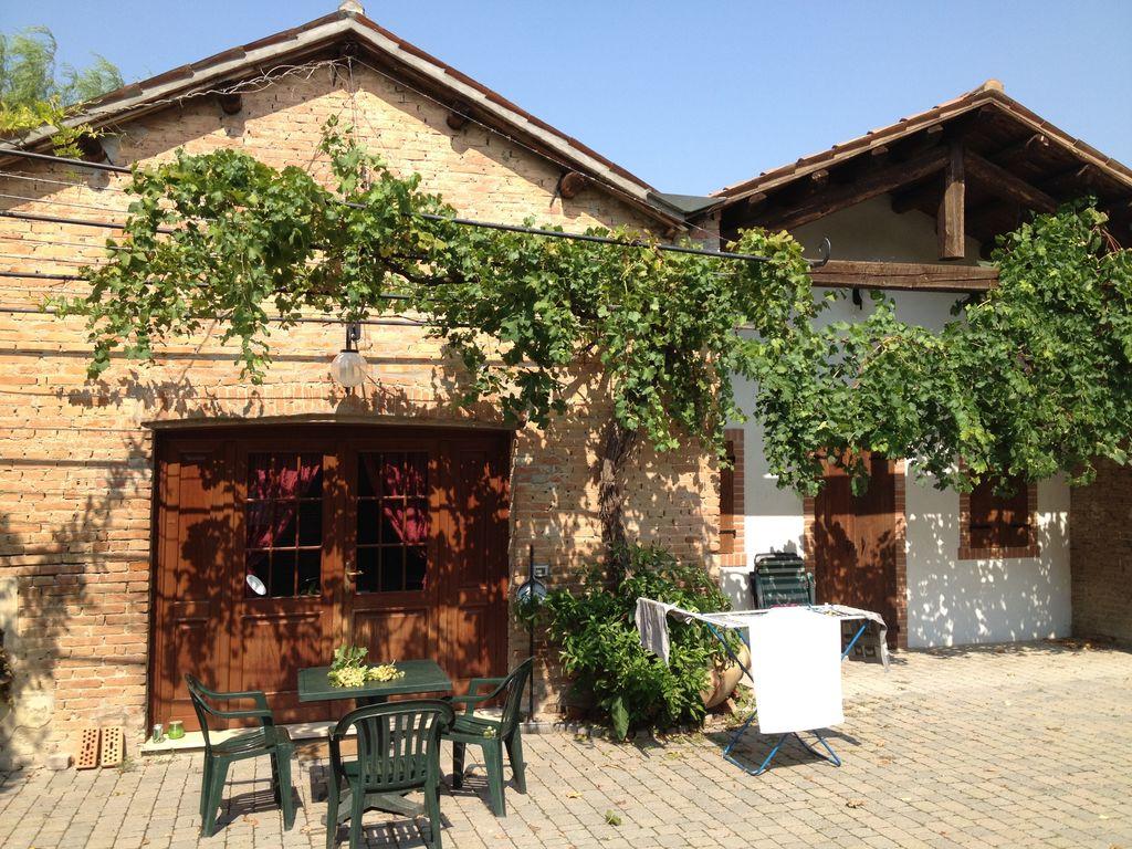 Ferienwohnung Geräumiges Bauernhaus für 5 Personen mit Pool am Po (256679), Occhiobello, Rovigo, Venetien, Italien, Bild 30