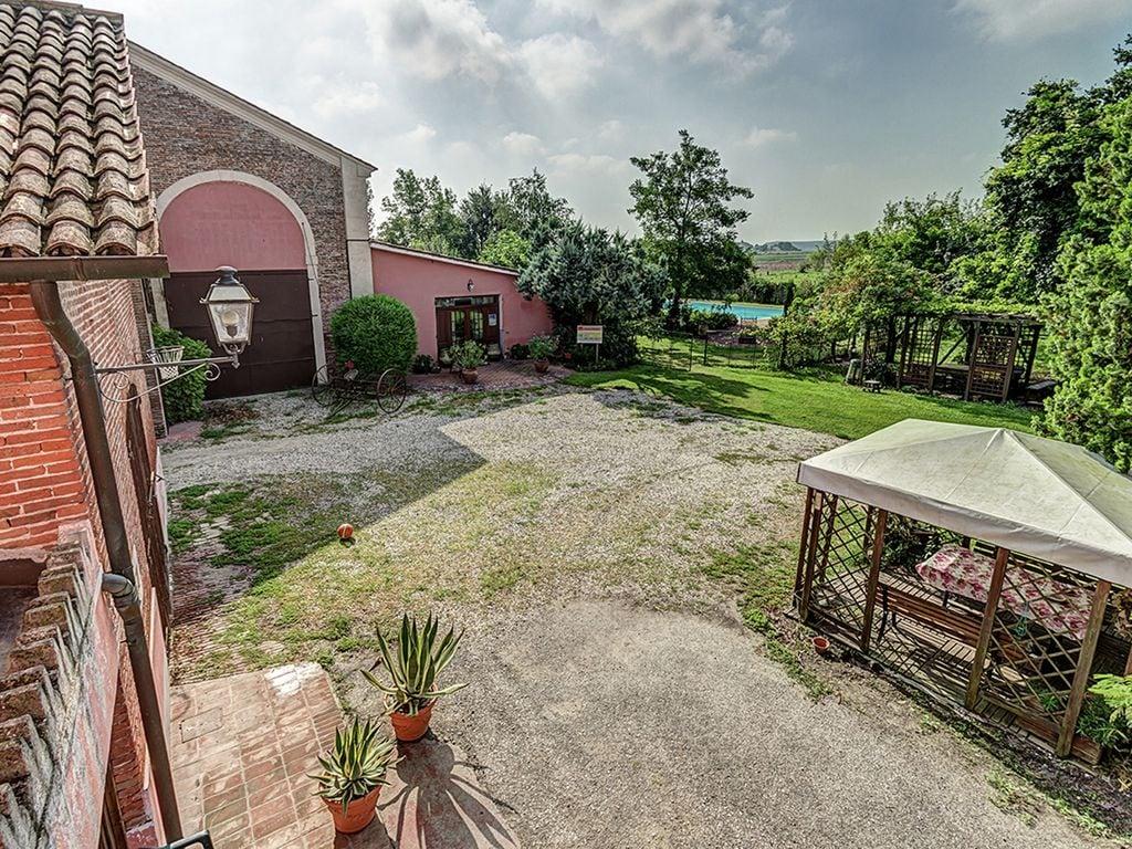 Ferienwohnung Geräumiges Bauernhaus für 5 Personen mit Pool am Po (256679), Occhiobello, Rovigo, Venetien, Italien, Bild 29