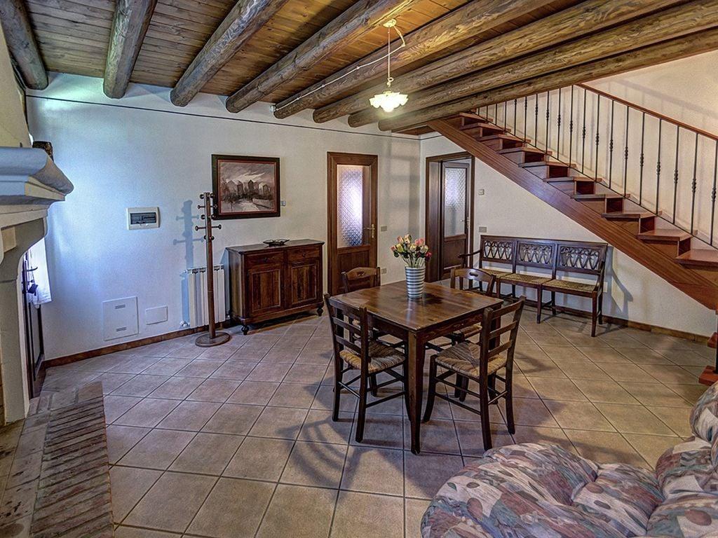 Ferienwohnung Geräumiges Bauernhaus für 5 Personen mit Pool am Po (256679), Occhiobello, Rovigo, Venetien, Italien, Bild 17