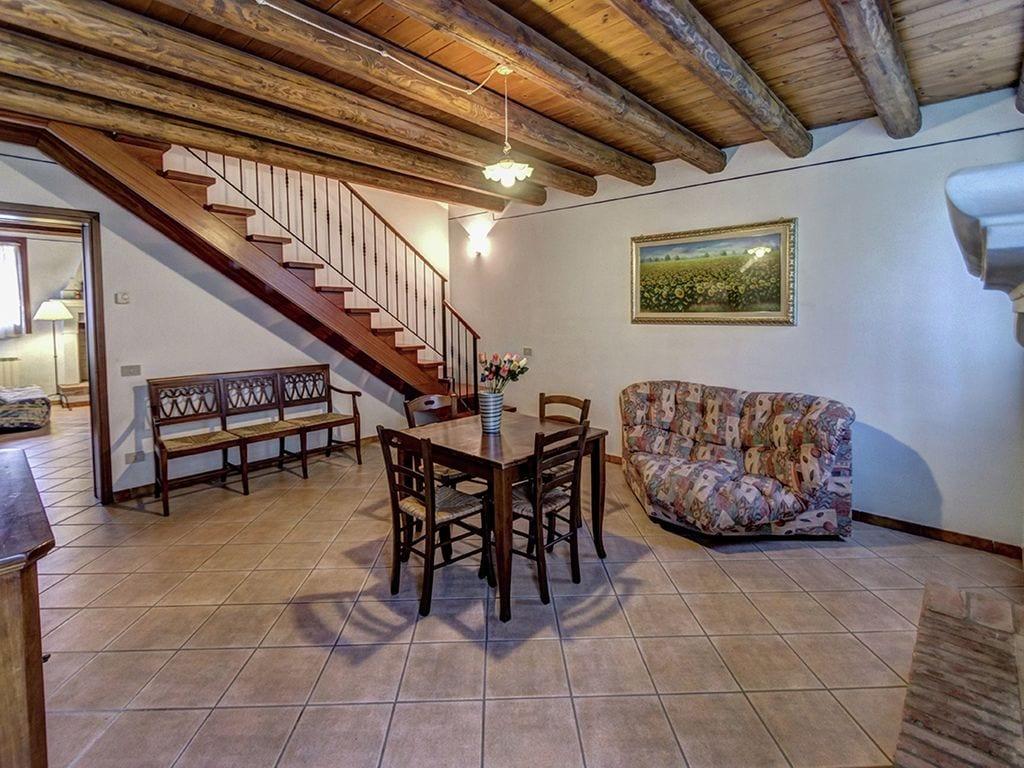 Ferienwohnung Geräumiges Bauernhaus für 5 Personen mit Pool am Po (256679), Occhiobello, Rovigo, Venetien, Italien, Bild 15