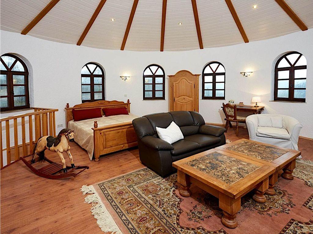 Gemütliches Ferienhaus in Strotzbüsch mi Ferienhaus in der Eifel