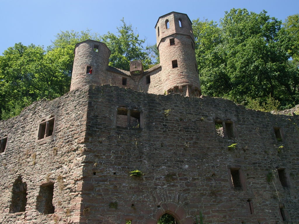Ferienhaus Feriendorf Waldbrunn 2 (255331), Waldbrunn, Odenwald (Baden-Württemberg), Baden-Württemberg, Deutschland, Bild 37