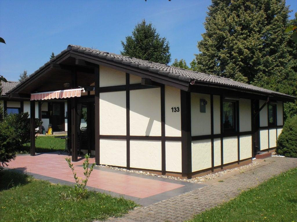 Ferienhaus Feriendorf Waldbrunn 2 (255331), Waldbrunn, Odenwald (Baden-Württemberg), Baden-Württemberg, Deutschland, Bild 2