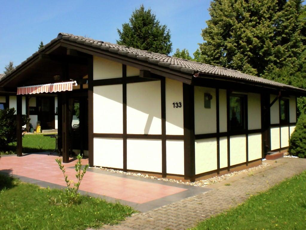 Ferienhaus Feriendorf Waldbrunn 2 (255331), Waldbrunn, Odenwald (Baden-Württemberg), Baden-Württemberg, Deutschland, Bild 4