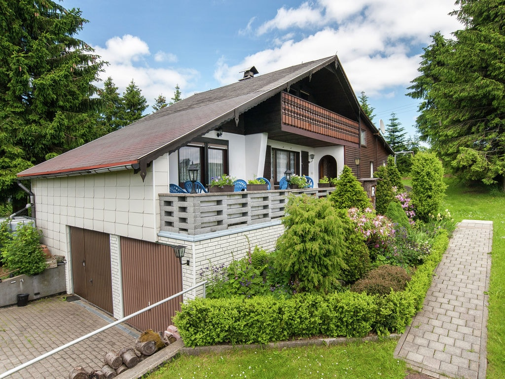 Ferienhaus Haus Traut (255557), Neustadt, Thüringer Wald, Thüringen, Deutschland, Bild 2