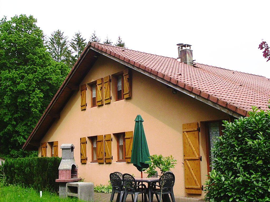 Maison de vacances à l'Orée du bois (59129), Le Thillot, Vosges, Lorraine, France, image 3