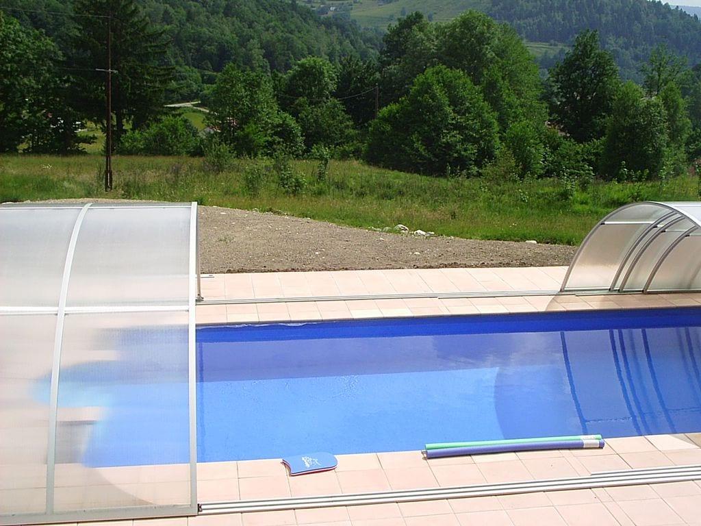 Maison de vacances à l'Orée du bois (59129), Le Thillot, Vosges, Lorraine, France, image 4
