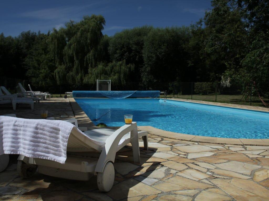 Ferienhaus Gemütliches Ferienhaus mit Pool in Quend-Plage-les-Pins (58658), Rue, Somme, Picardie, Frankreich, Bild 4